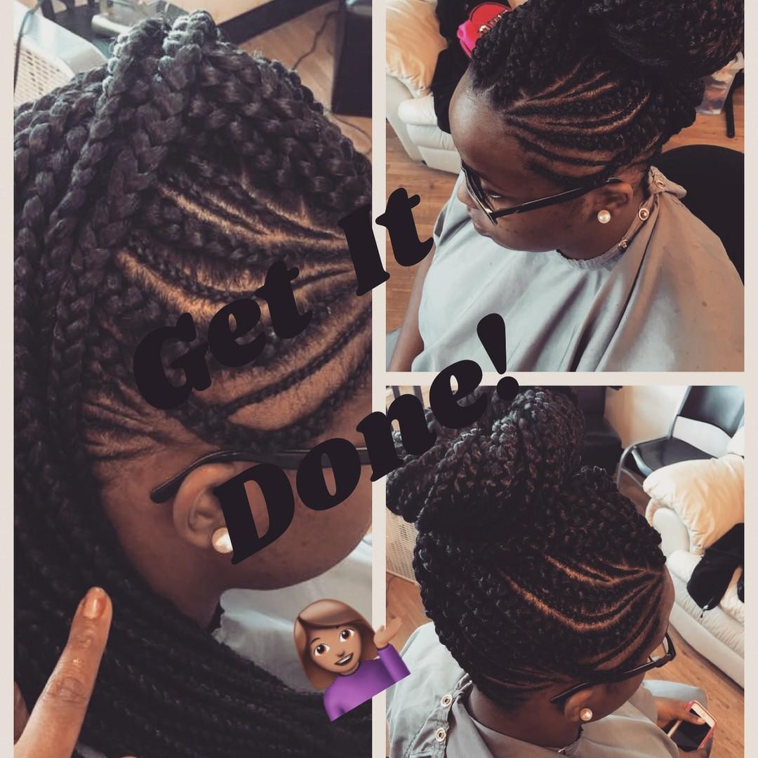 Black Hair Care Salons Seattle - Image Of Black Hair ...