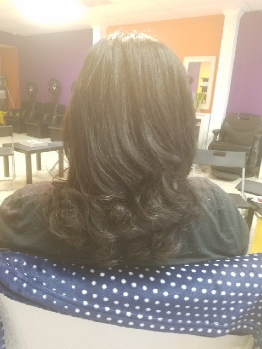 Natural Hair Salon Houston