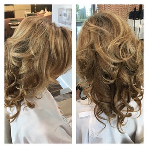 Extensions and Color by Shirin